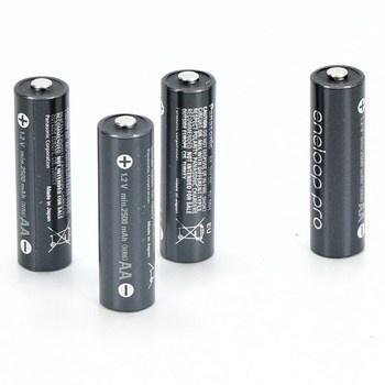 Sada baterií Panasonic Eneloop BK-3HCDE/4LE
