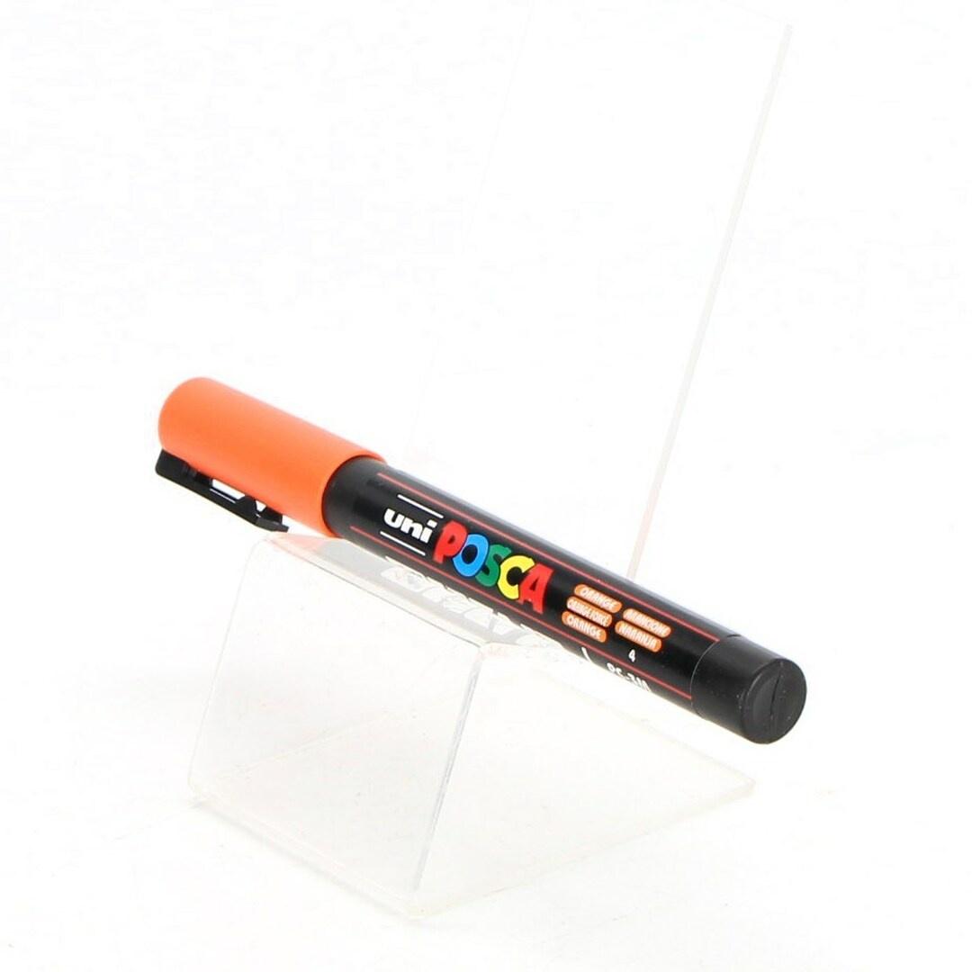 Popisovač oranžový Posca PX156695000