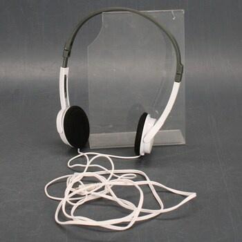 Drátová sluchátka JVC HA-L50-W