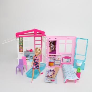 Domeček na prázdniny Barbie FXG55