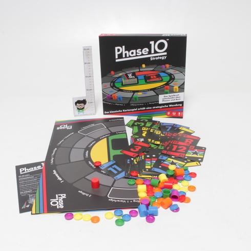 Společenská hra Mattel Games FTB29 Phase 10
