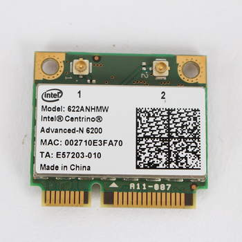 Mini PCI-E Wi-Fi Intel 622ANHMW