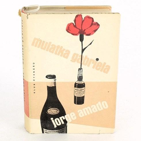 Kniha Jorge Amado: Mulatka Gabriela