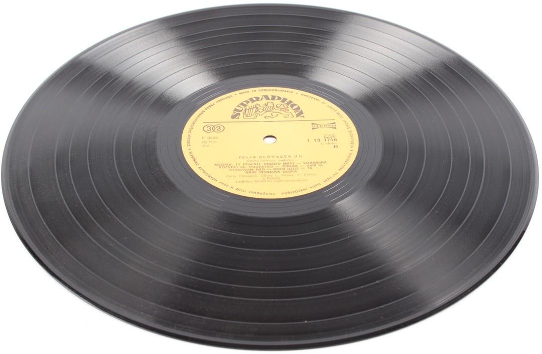 Gramofonová deska Felix Slováček: Filmové melodie
