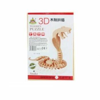 Dřevěné 3D puzzle Lamps DI-I-016 had