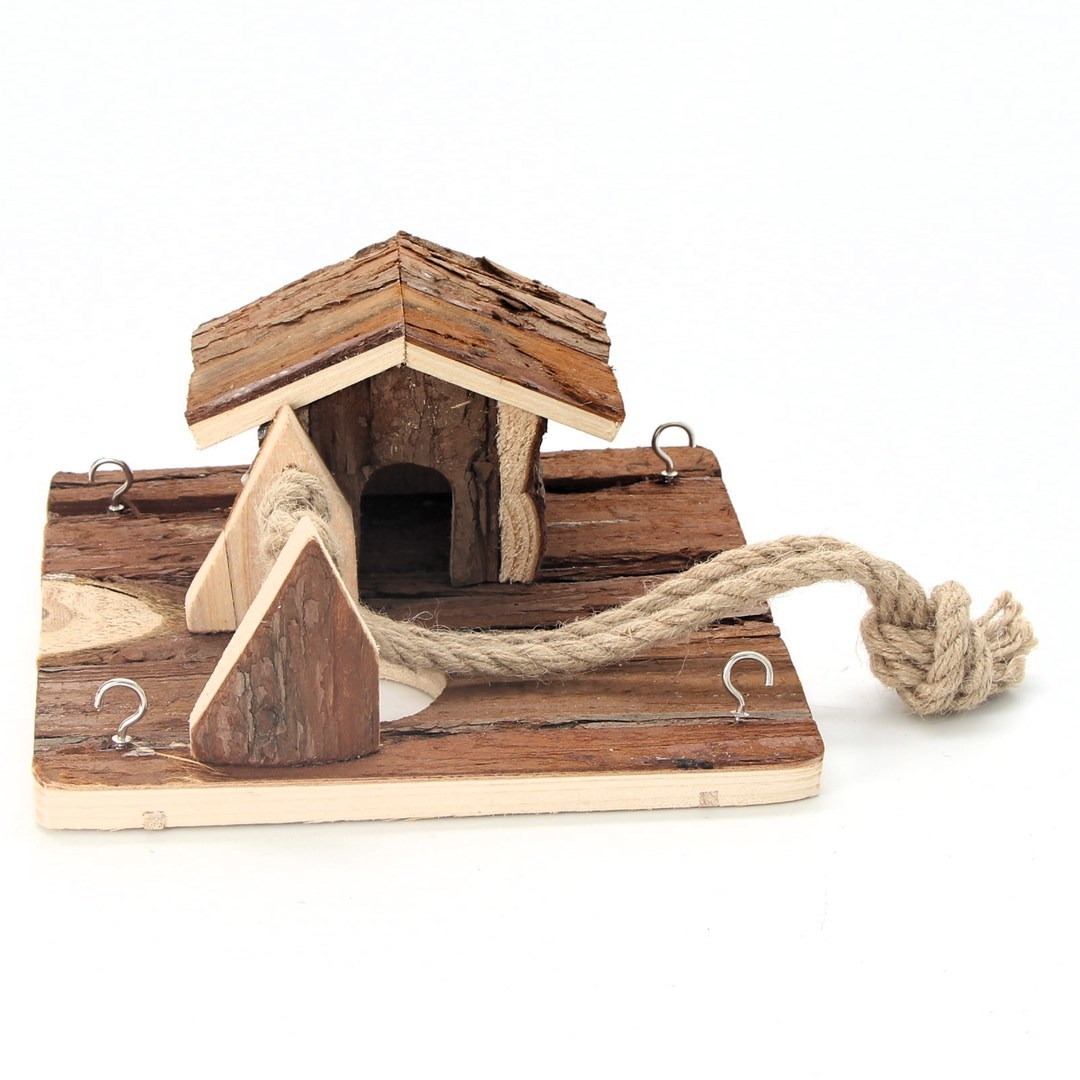 Domek s prolézačkou Trixie pro hlodavce