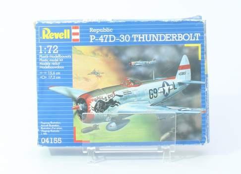 Model Revell letoun P-47D-30 Thunderbolt