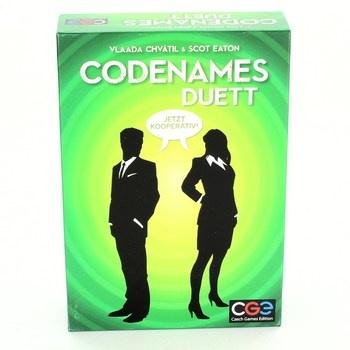 Společenská hra Codenames Duett