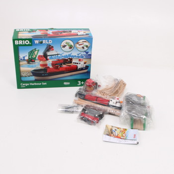 Přístav: loď a vlaky Brio 33061