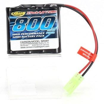 Nabíjecí baterie Carson X-Pack 4.8 V NiMH