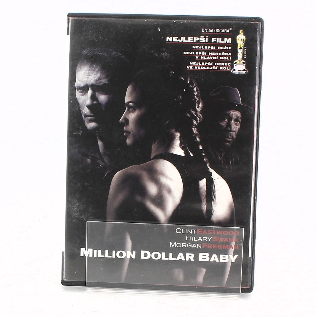 DVD film Million Dollar Baby