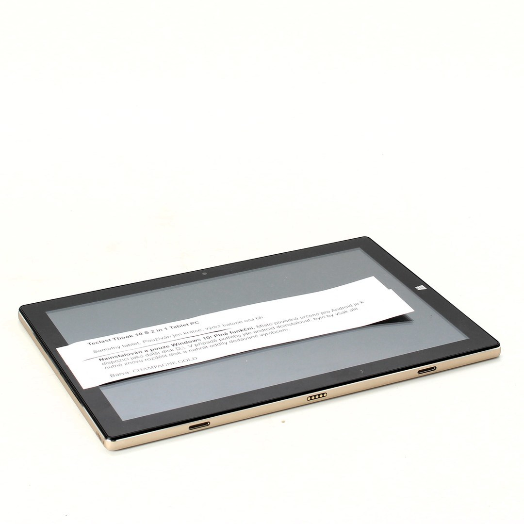Tablet Teclast Tbook 10S 2v1 Champagne