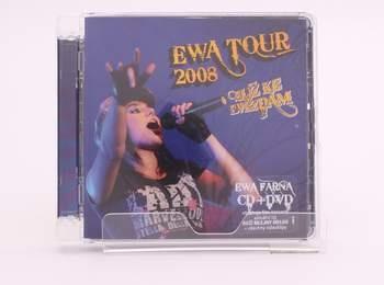 CD&DVD Ewa Farna: Ewa Tour 2008
