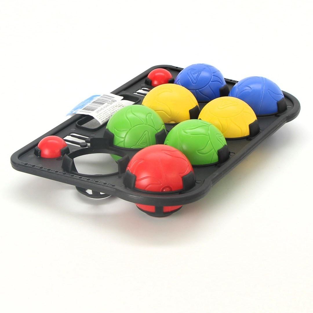Plastové míčky Adriatic 117