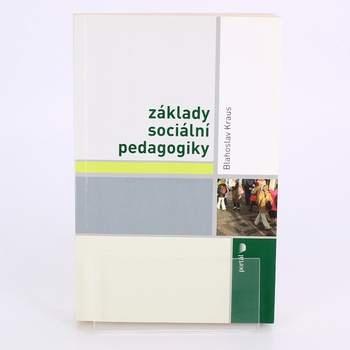 Kniha Základy sociální pedago..