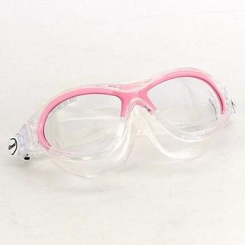 Plavecké brýle Cressi dětské růžovobílé