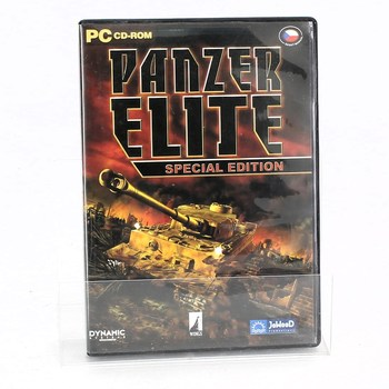 Hra pro PC Panzer elite Special edition