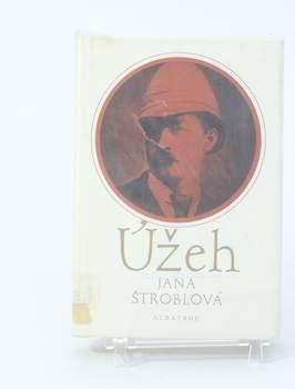 Kniha J. Štroblová: Úžeh