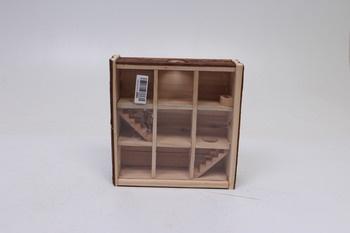 Hrací věž Trixie 61709 dřevěná