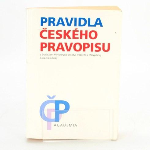 Kniha Pravidla českého pravopisu