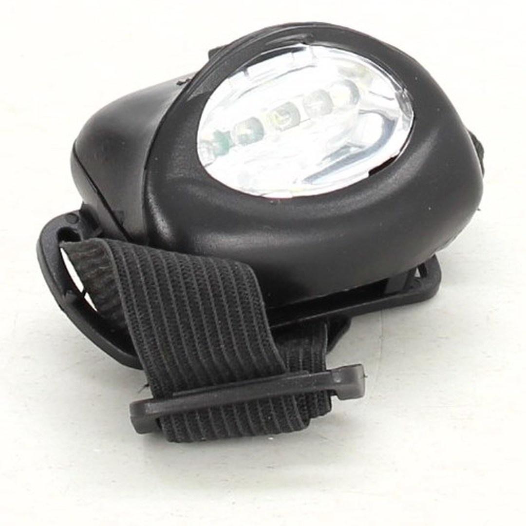 LED čelovka Grundig s 5 diodami