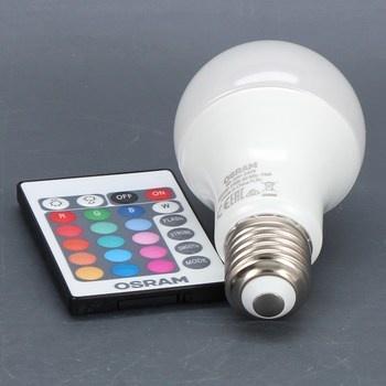Chytrá žárovka Osram Led Star + Classic RGBW