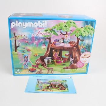 Stavebnice Playmobil 70001 Fairies'