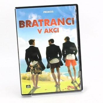 DVD Vapet Production Bratranci v akci