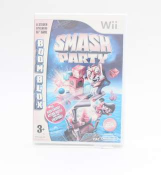 Hra na Nintendo Wii - Smash Party