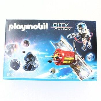 Stavebnice Playmobil 6197 Laser na meteority