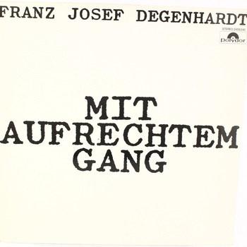 LP deska Franz Josef Degenhardt