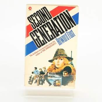 Kniha Second Generation Howard Fast