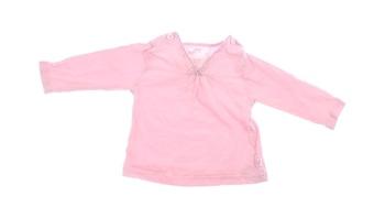 Dívčí tričko Okay růžové barvy