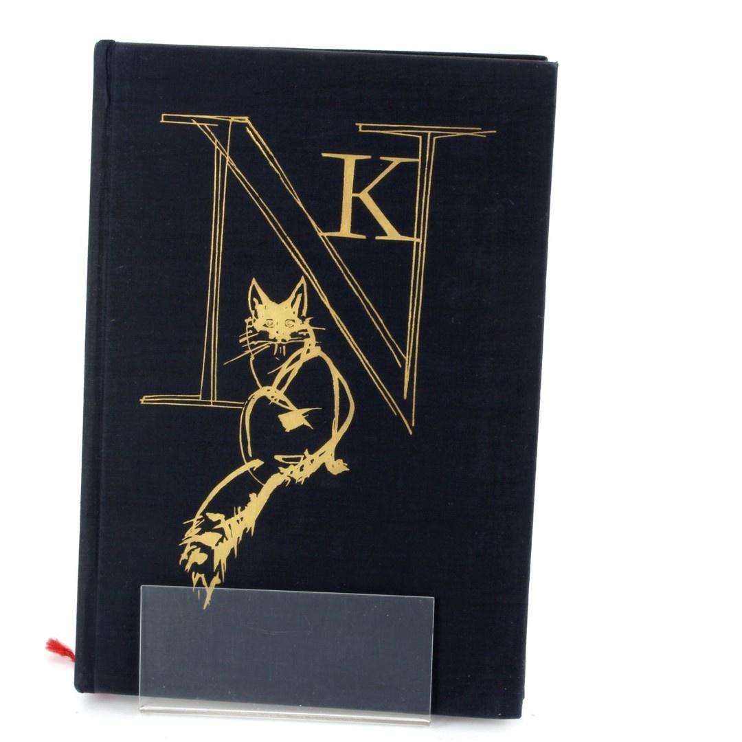 Kniha K. Nový: Potulný lovec
