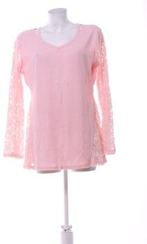 Dámský letní top Fantastic růžový