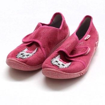 Dívčí pantofle Superfit Belinda