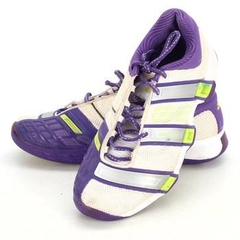 Dámské tenisky Adidas fialovobílé