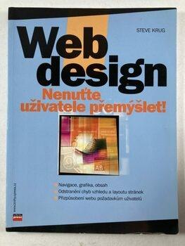 Web design Nenuťte uživatele přemýšlet!