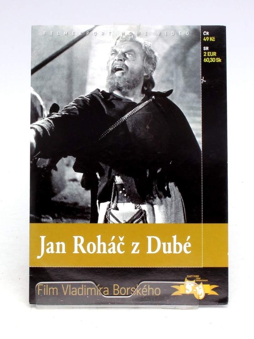 DVD film Jan Roháč