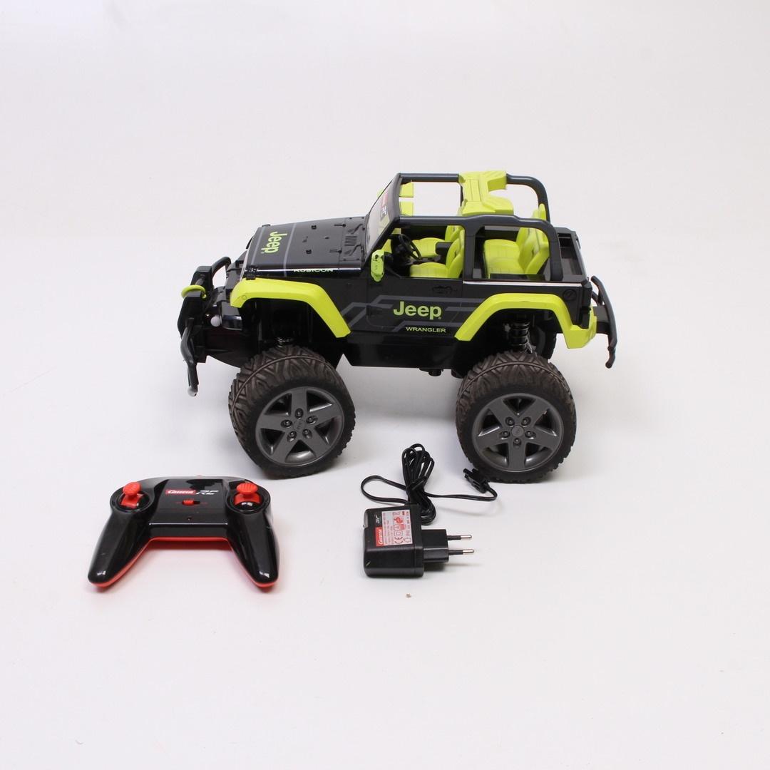 Jeep na ovládání Carrera