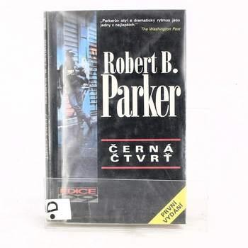 Kniha Robert B. Parker: Černá čtvrť