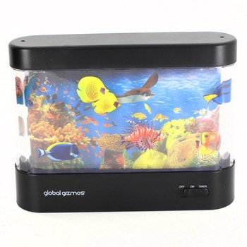 LED Aquarium Global Gizmos 53970 noční lampa