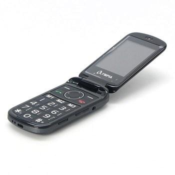 Mobilní telefon Olympia Bravo Plus