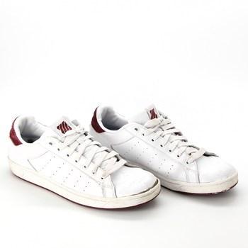 Pánské tenisky bílé K-Swiss Clean Court-M