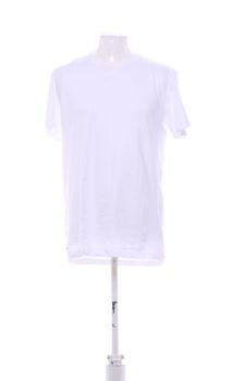 Pánské tričko Lacoste bílé