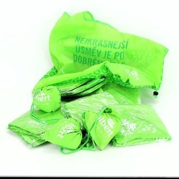d2dcb77d55 Nákupní taška Albert zelené barvy 19 ks