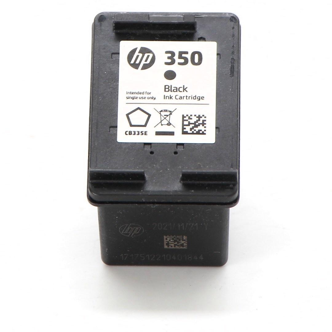 Inkoustová kazeta HP 350