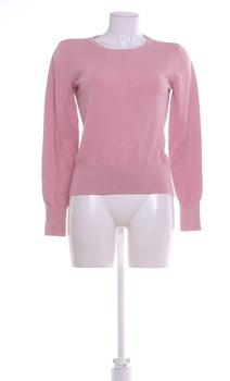 Dámský letní svetřík H&M růžový