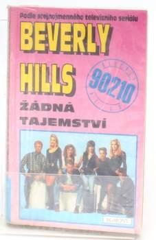 Kniha Beverly Hills 90210: Žádná tajemství