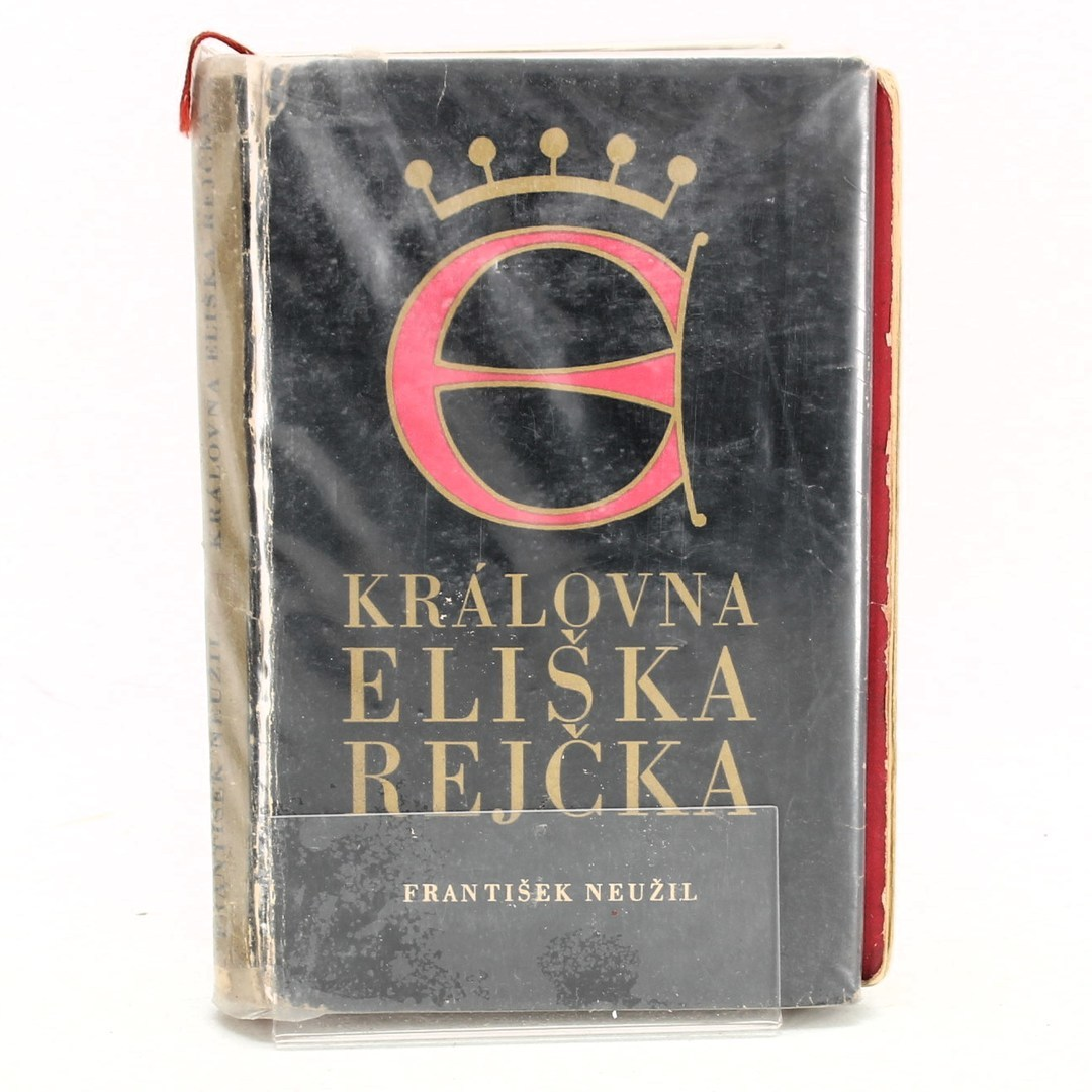 František Neužil: Královna Eliška Rejčka